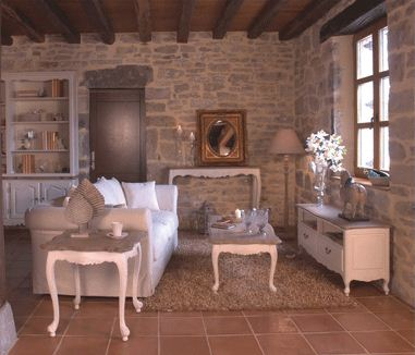 Tendencias interiorismo y decoraci n estilo provenzal for Muebles estilo italiano