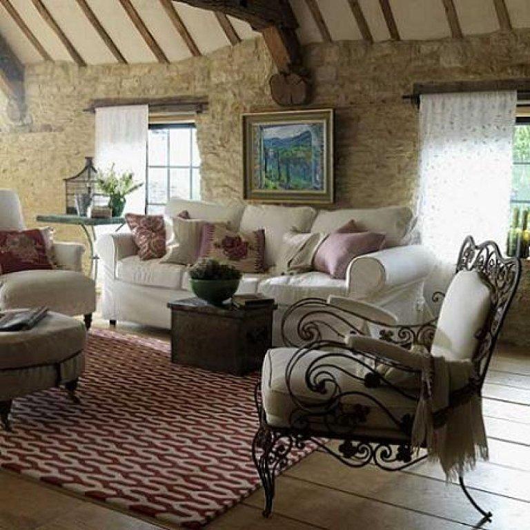Tendencias interiorismo y decoraci n estilo provenzal - Decoracion francesa provenzal ...