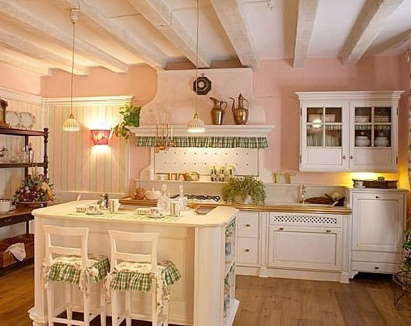 Tendencias interiorismo y decoraci n estilo provenzal - Cocina estilo provenzal ...