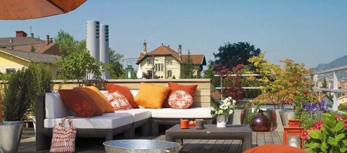 Ideas para la decoración y diseño de terrazas