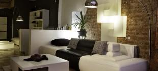 Diseño de salones relajantes y modernos