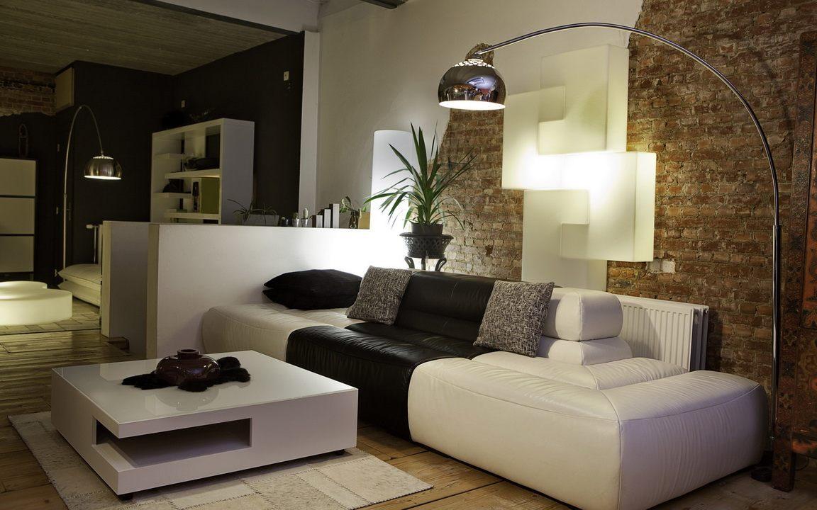 Diseño y decoración de salones relajantes y modernos