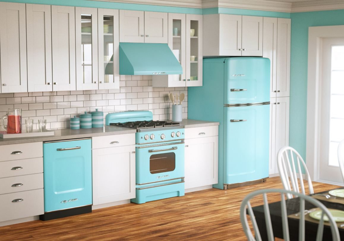 Decoraci N Vintage Para Toda La Casa # Muebles De Cocina Feos
