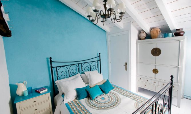 Reformas integrales decorar con el estilo mediterr neo Hoteles con habitaciones en el agua