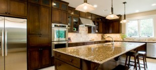 Una cocina rústica en tu casa