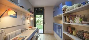Reforma de un dormitorio infantil en Sant Cugat