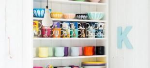 Ideas para conseguir más capacidad de almacenaje en la cocina