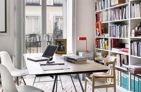 ¿Cómo habilitar un despacho en casa?