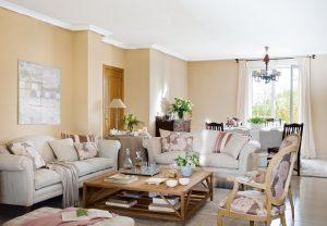 decorar un salón