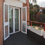 pavimento para el balcón
