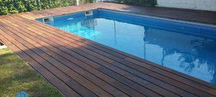 Reforma de piscina y cuarto de baño en Sant Just Desvern