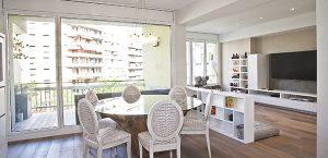 Reforma integral y de mobiliario en Barcelona: calle Urgell