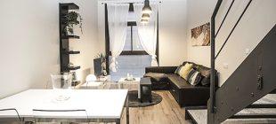 Reforma integral y mobiliario en calle Pavia de Barcelona