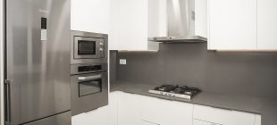 Reforma integral de cocina en calle Rosselló de Barcelona