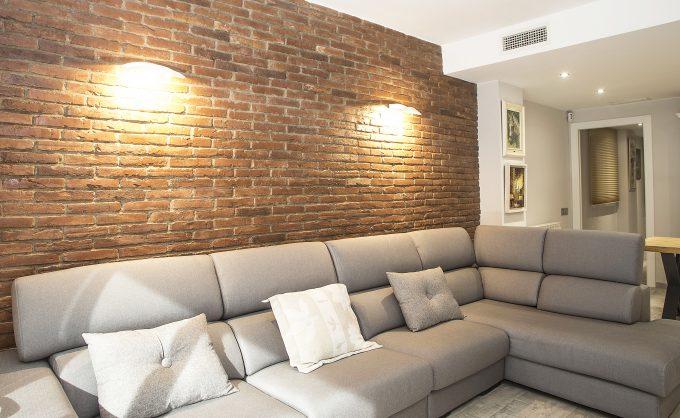 Reforma integral y mobiliario en calle Rosselló