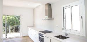 Reforma integral de casa en Castelldefels