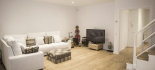 Reforma integral y mobiliario en Sant Feliu de Llobregat