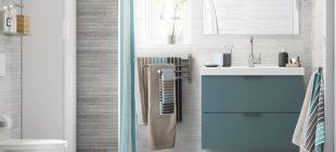 Los textiles en un cuarto de baño