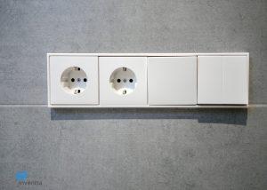 interruptores baño